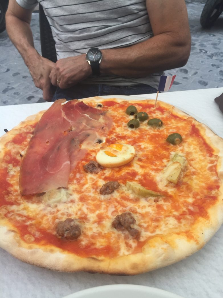 Gluten Free Pizza in Rome