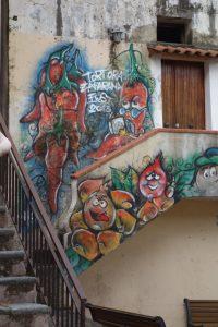 Peperoncino Art in Tortora