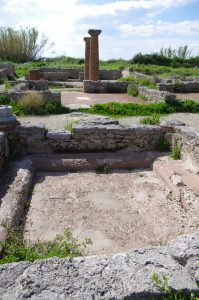Roman Floor and Foundations