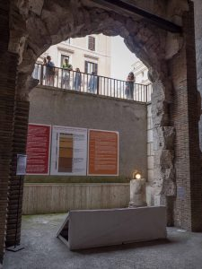 Stadium of Domitian Entrance