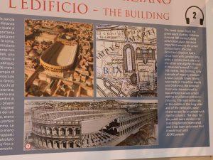 Stadium of Domitian Placard