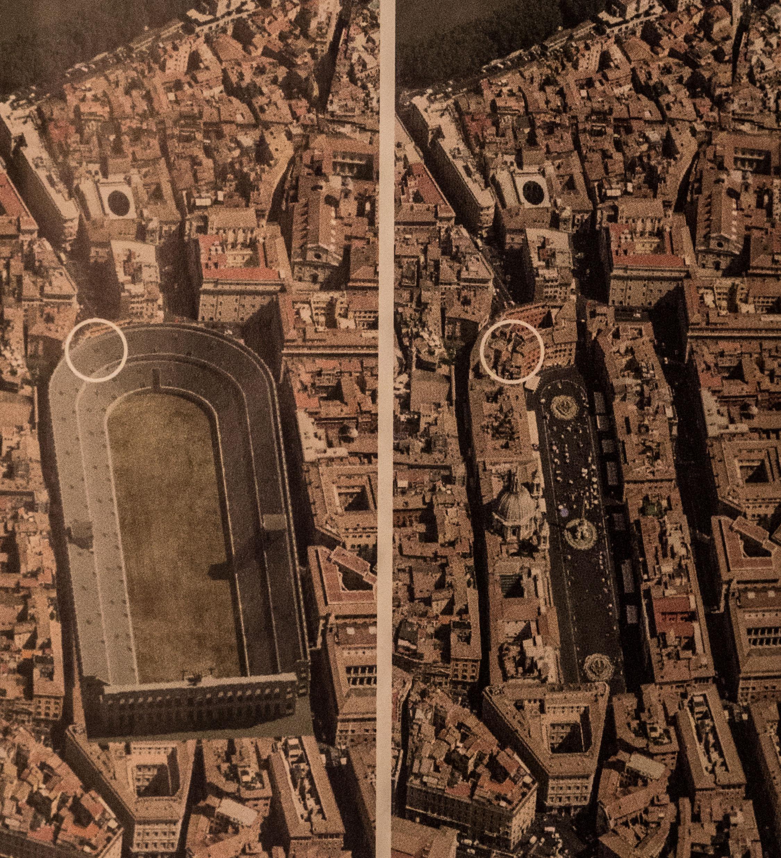 Site of the Stadium of Domitian