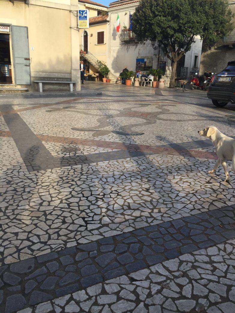 Piazza Santa Domenica talco