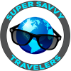Super Savvy Travelers Logo