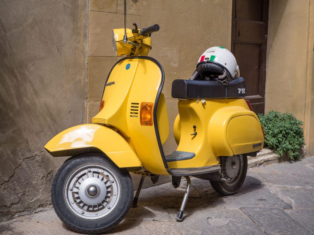 Pienza_Scooter