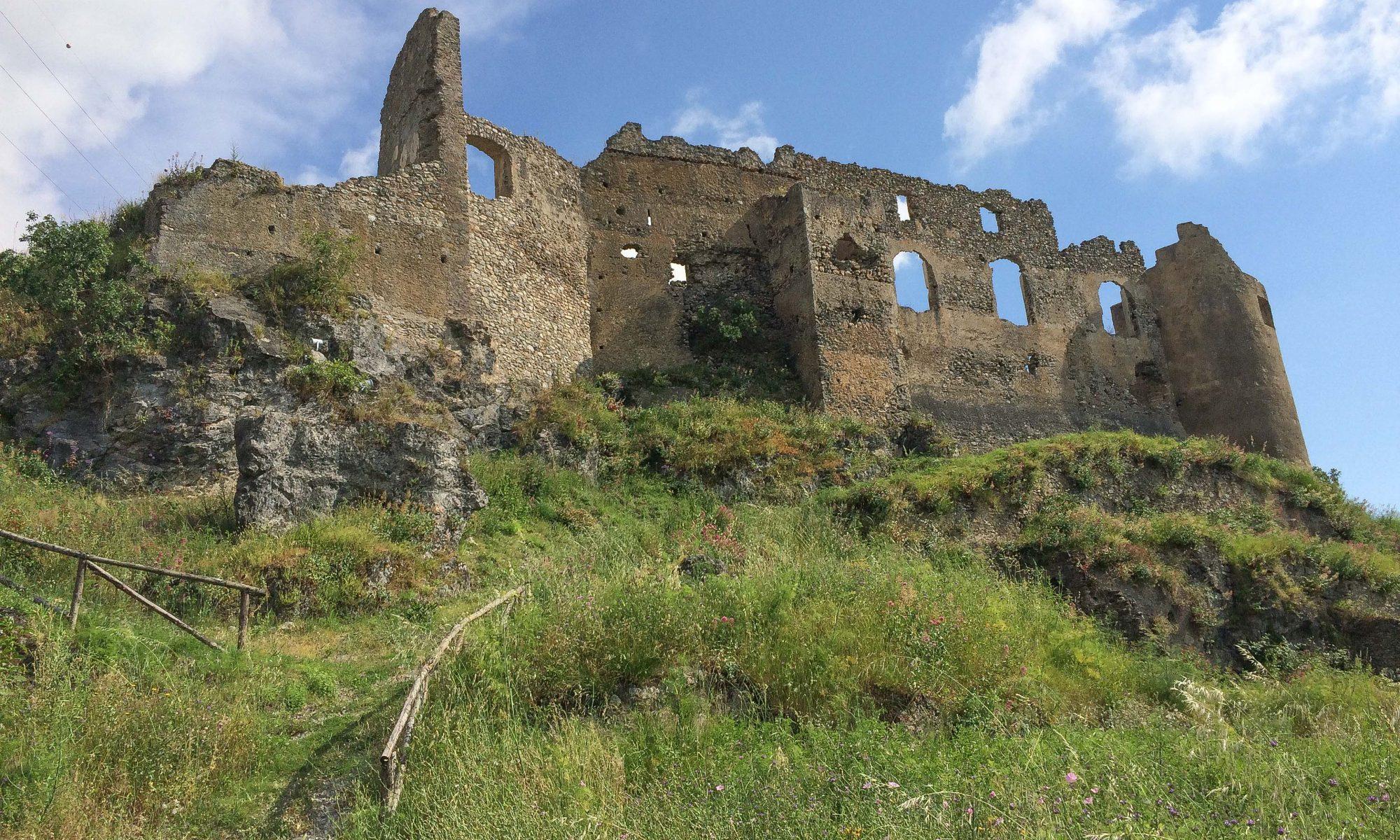 Castle in Calabria
