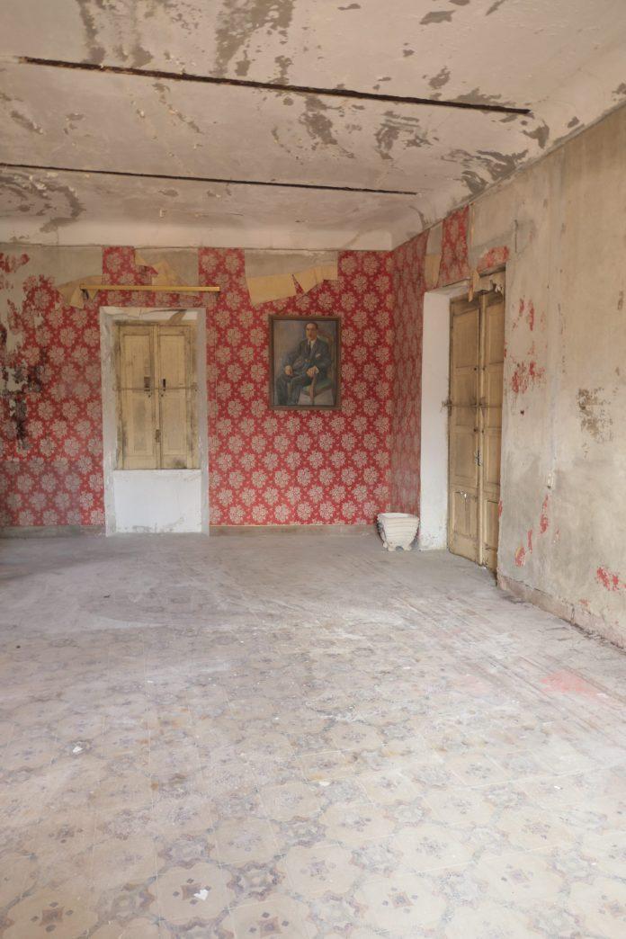 Ruin Flipper. SantaDomenica, Talao, Calabria, Italy