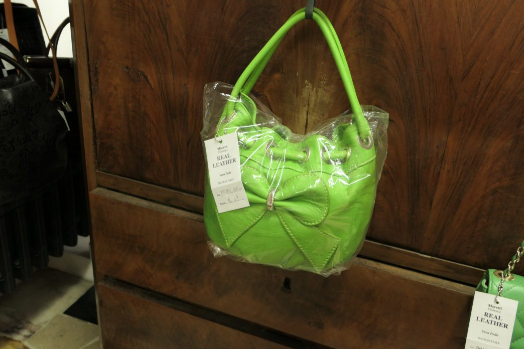 Bow bag