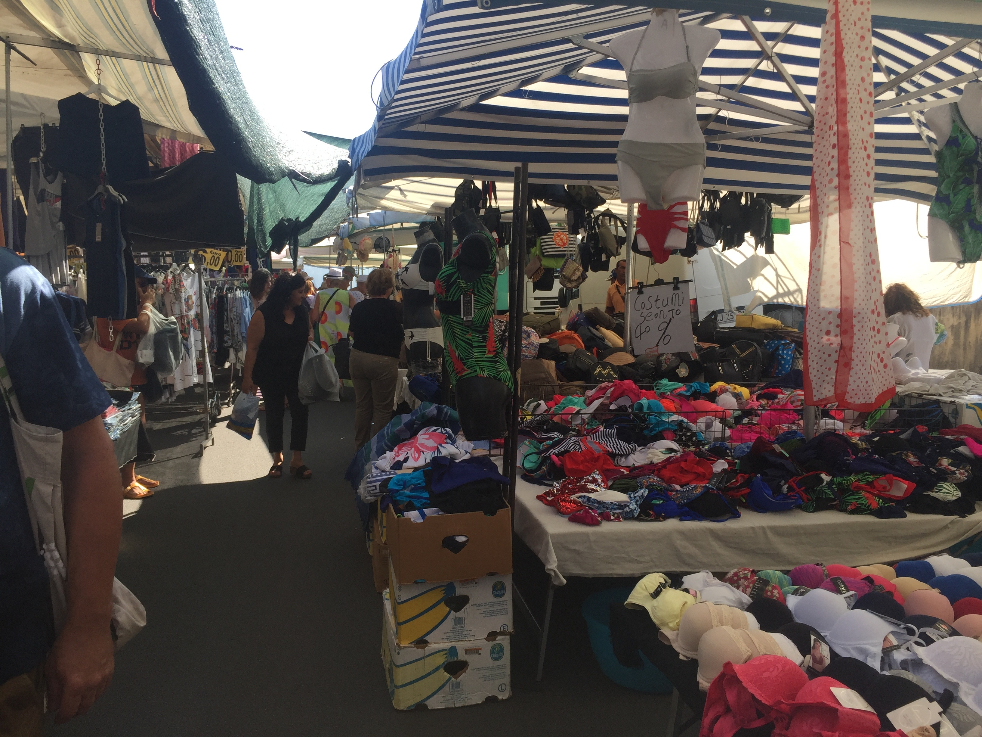 Scalea's Monday Market