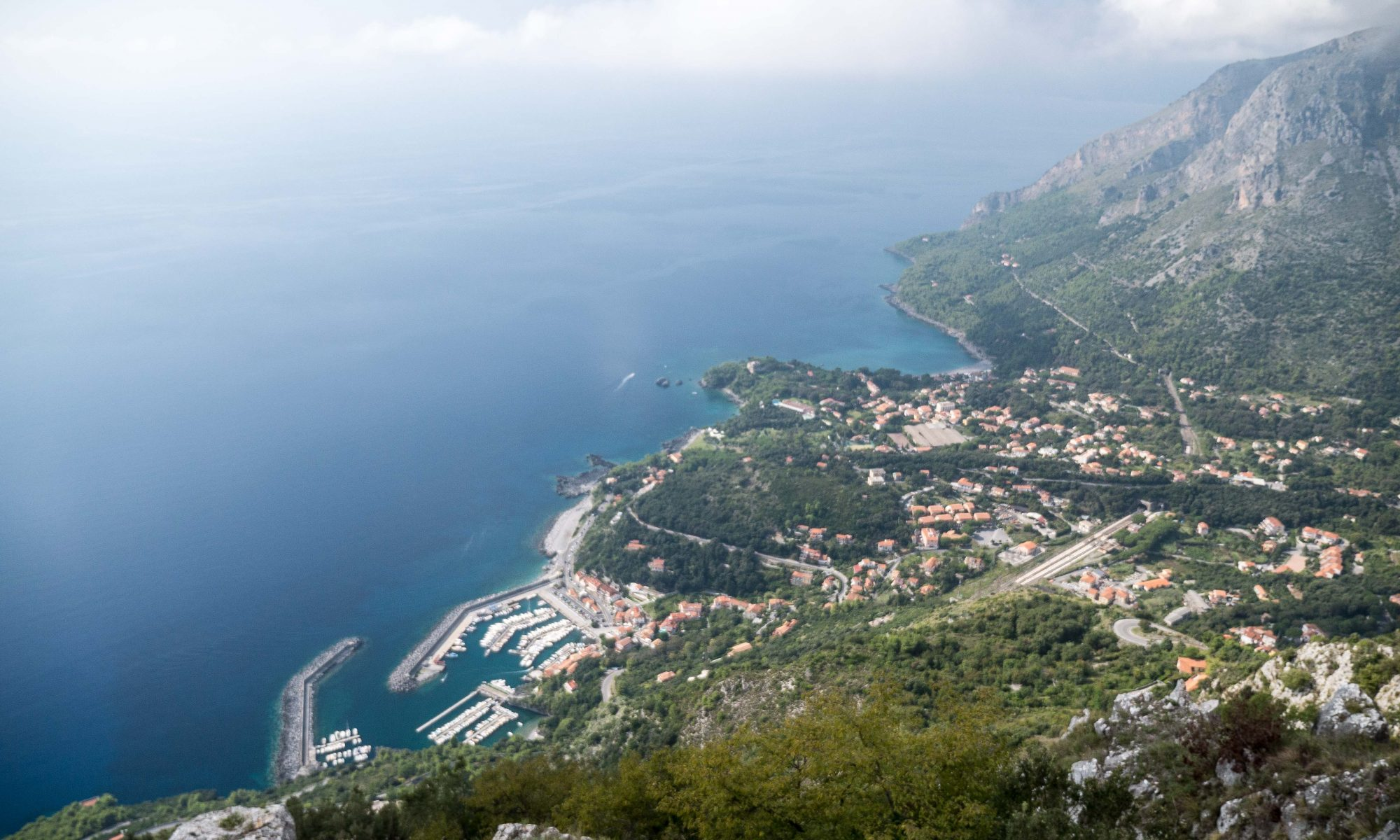 Maratea and the Gulf of Policastro