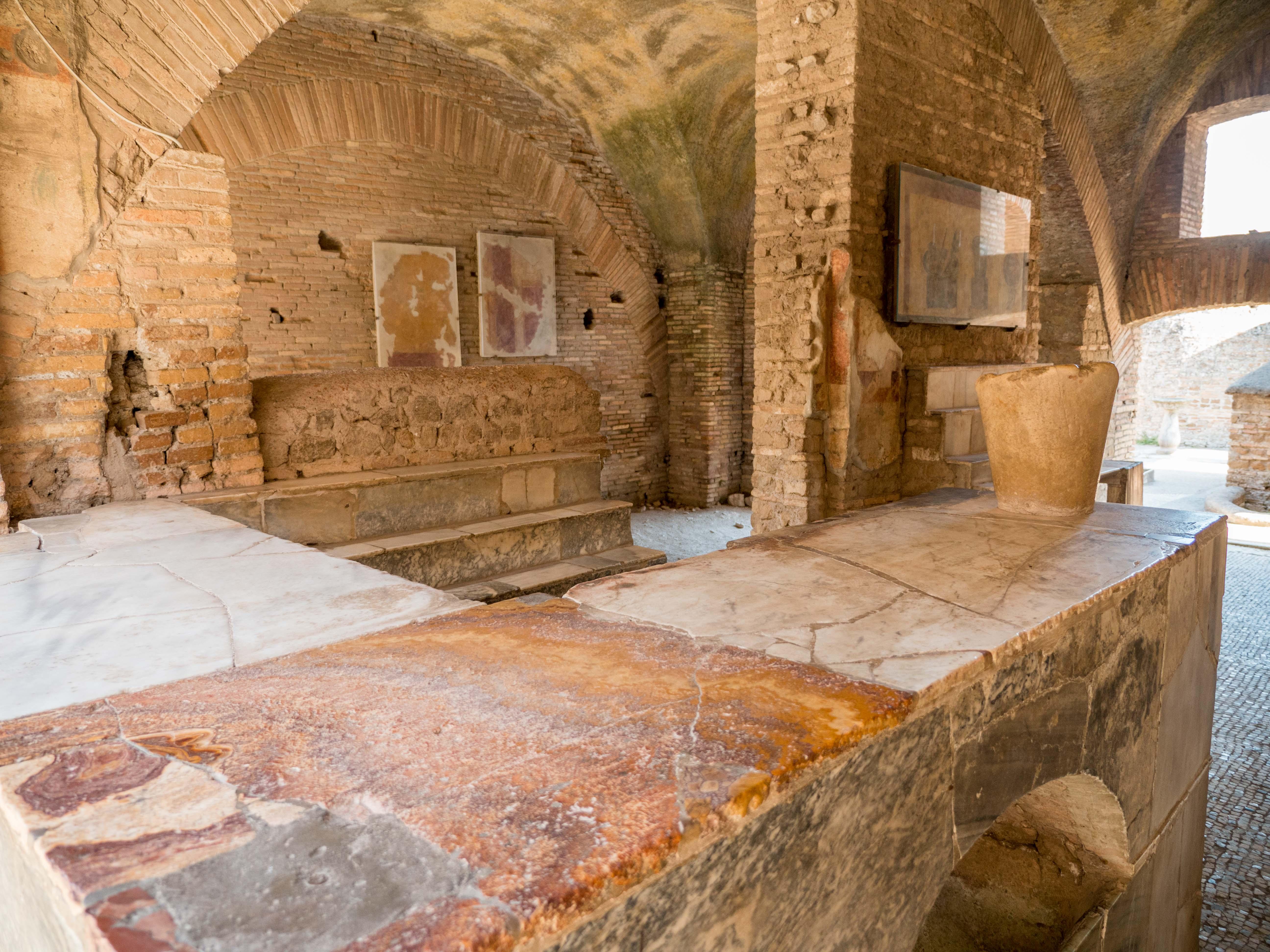 Shop Near the Forum Baths